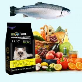 贝贝卡罗4斤猫粮
