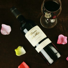 2012法国红酒原瓶进口30年老藤AOP干红葡萄酒