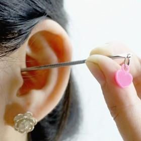 【5支】心形耳勺掏耳朵【5分截图加1元】