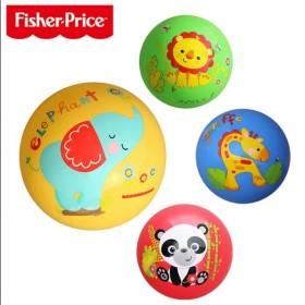 小皮球儿童费雪篮球类0-3岁宝宝2婴儿童玩具球专用