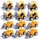 创意儿童男孩回力小汽车合金迷你回力惯性车幼儿园儿童  1901164