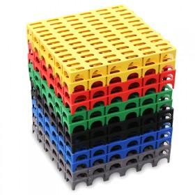 5公分拼接格栅隔板垫板排水格栅