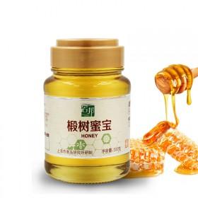 名邦椴树蜂蜜蜜宝500g 2瓶 共2斤