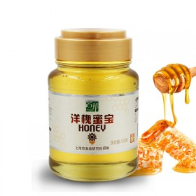 洋槐蜂蜜蜜宝2瓶共2斤
