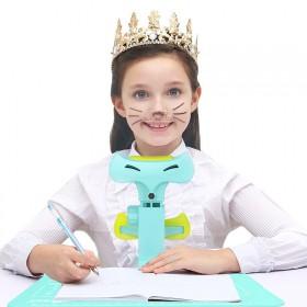 猫太子儿童防近视写字坐姿矫正器小学生纠正书写姿势视
