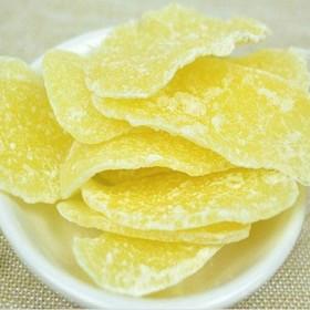 姜糖片共1000g糖姜片生姜片冰糖姜片
