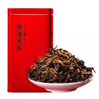 安够红茶古树滇红云南凤庆滇红茶功夫红茶蜜香