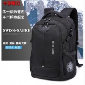 瑞士军刀双肩包男士背包高中学生书包男女旅行旅游休闲