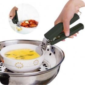 厨房工具 防烫夹 取盘器