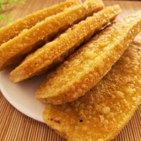 现做500g陕北特产年糕特产美食农家手工炸糕软黄米