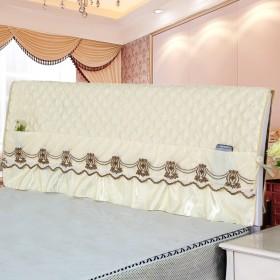 1.2m床头罩床头套防尘罩
