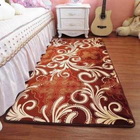 房间地毯卧室满铺可爱床边茶几长方形地垫客厅沙发地毯