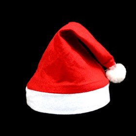 圣诞节儿童圣诞帽成人圣诞帽