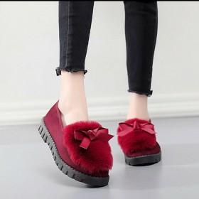 冬季保暖棉鞋家居棉拖鞋