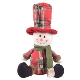 儿童布娃娃男女生圣诞生日礼物圣诞老人公仔娃娃玩具