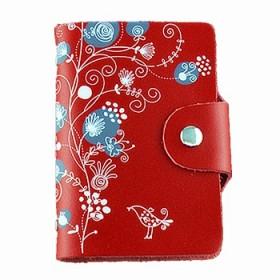 学生卡包真皮卡套可爱印花女士银行卡包男士信用卡包