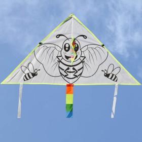 手绘教学DIY风筝