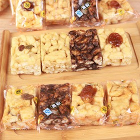 沙琪玛实惠装芝麻味5斤传统工艺早餐糕点零食萨其马
