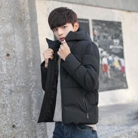 男士外套冬季棉衣男装衣服个性潮流棉袄冬装短款羽绒棉