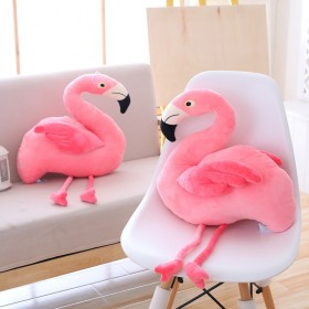火烈鸟玩偶公仔毛绒玩具粉色生日礼物陪睡安抚娃娃