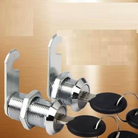 柜门锁文件柜子锁芯抽屉锁更衣储物柜锁档案信箱