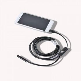 厂家直销手机工业内窥镜5.5mm镜头一米线高清防水