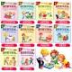 10册幼儿启蒙学英语1000句有声英语绘本儿童英语  1949612