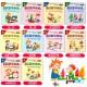 10册幼儿启蒙学英语英语1000句有声英语绘本儿童  1949617