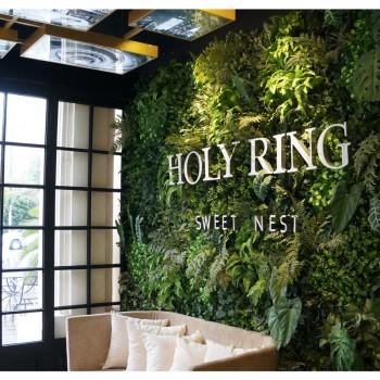 仿真绿植物背景墙绿植墙假草坪墙面塑料草皮阳台装饰室