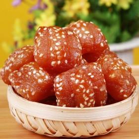 纯手工蜜三刀果子2斤油果山东特产三刀子传统糕点