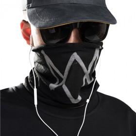多用途时尚口罩男潮 耍帅装酷看门狗面罩 送幽灵面罩