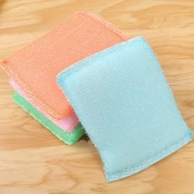 32片装 厨房海绵百洁布洗碗布