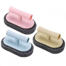 【3个装】洗碗洗盆刷子加厚洗锅刷瓷砖浴缸刷海绵刷