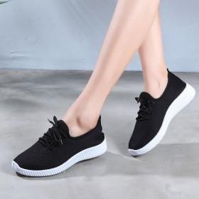老北京布鞋女运动单鞋加绒棉鞋透气妈妈鞋一脚蹬鞋软底
