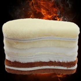包邮【3双】加厚保暖御寒防臭男女士棉鞋垫 仿羊毛