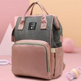 多色可选大容量防水妈咪包妈妈包婴儿外出双肩包电脑包