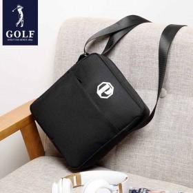 【亏本冲量】高尔夫品牌单肩包男士斜挎包休闲背包方包