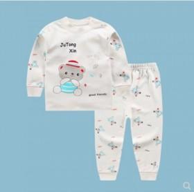 儿童内衣套装中小童秋衣秋裤男童女童秋装含棉量95%