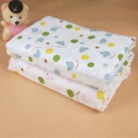 纯棉纱布浴巾新生儿四层盖毯宝宝大纱巾盖毯