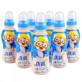 优润儿童乳酸菌8瓶原味