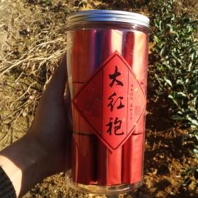 2018新茶清香型大红袍茶叶100g罐装