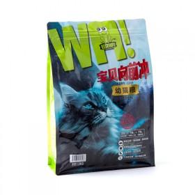 【包邮】蛙牌 鲜肉宠粮幼猫通用猫粮3斤匠心出品开业