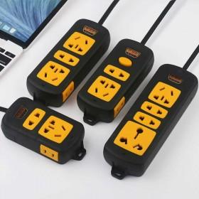 11孔2米大功率家用电线插座接线板插排排插接线