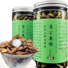 蒲公英根大根茶红茶发酵野生特级莆葡浦公英茶叶组合装