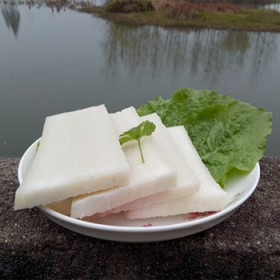 3斤糯米糍粑粢粑年糕农家纯手工