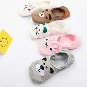 船袜女 四季薄款纯色浅口袜子低帮女士隐形袜