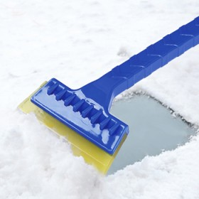 汽车用除雪神器车窗除霜铲玻璃刮霜器冬天除冰除雪铲