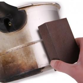 6块纳米金刚砂海绵擦砂层更厚 刷锅神器 去顽固污渍