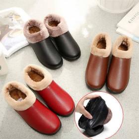 【抢完就涨】毛绒女鞋棉鞋休闲鞋