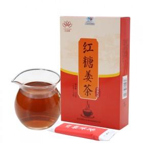 亿朵鲜红糖姜茶暖身女士血经期姨妈茶盒装